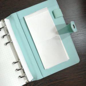 Блокнот с перфорацией для ежедневника