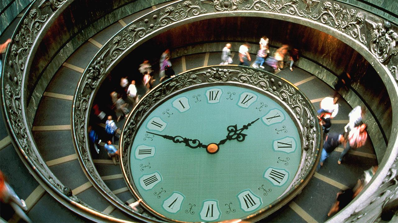 Хронофаги пожиратели времени